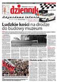Pierwsza strona Dziennika Wschodniego